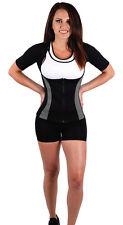 Body Spa sauna vest flex sweat training weight loss 14226