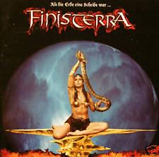 Finisterra - als die erbe eine scheibe war CD