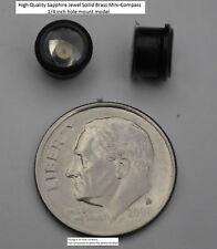 Sportsman Mini Brass Jewel Bearing Compass