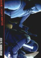 2010 Star Wars Clone Wars Rise of the Bounty Hunters #57 Jedi vs. Mandalorian