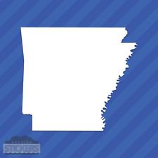 Arkansas AR State Outline Vinyl Decal Sticker