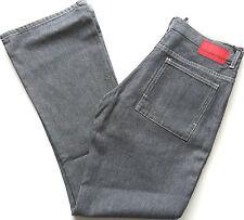 """URBAN STONE Flared Denim Jeans Men's Zip Fly One Wash Sizes: W30"""", W32"""" ,W36"""""""
