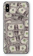 Apple iPhone Schutzfolie Skin Design Aufkleber X XS XR XS MAX Folie Dollar Cash