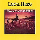 Mark Knopfler - Local Hero (Original Soundtrack) (CD, 1983, Warner Bros.)