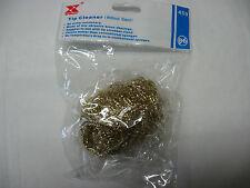 1 recharge pour nettoyeur de pannes(pour fer à souder)-xy459 /tip cleaner refill