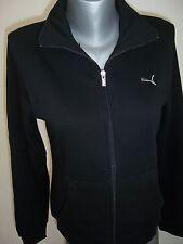 Veste femme Jacket neuve Sweat zippé Puma taille 40 ou 42 ou 44 coloris noir
