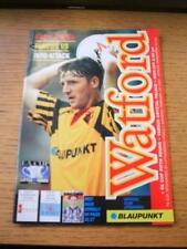 18/02/1995 Watford v Crystal Palace [FA Cup] . No obvious faults, unless descrip