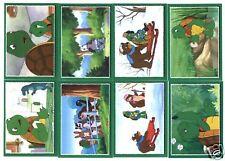 Lot de 8 images neuves FRANKLIN la Tortue Lot N° FK 07
