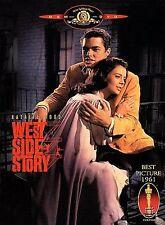 West Side Story (DVD, 1998) Natalie Wood!
