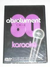 DVD KARAOKE / ABSOLUMENT 80 / RARE / NEUF SOUS CELLO+++++++++