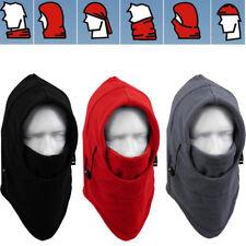 Unisexe Masque Cagoule Bonnet Chapeau Hiver Chapka Vélo Cache Oreilles Ski Neuf