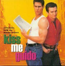 KISS me Guido est Edwin Starr Gloria Gaynor CD b645