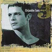 Alejandro Sanz 3 CD New Nuevo Sealed