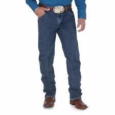 Wrangler Western Mens Jeans Performance Comfort Cowboy Cut Regular Fit 47MACMT