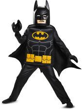 Child's Boys Deluxe LEGO? Batman Movie Batman Costume