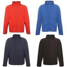 Regatta Kids Brigade II Boys Girls Full Zip Fleece Jacket