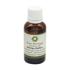 R V Essential Pure Moringa Oil Moringa Oleifera 100% Natural Cold Pressed
