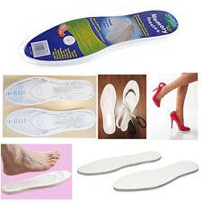 Plantilla De Zapato Unisex Entrenador de pie Par Ortopédico Plantillas Confort Espuma para hombres y mujeres