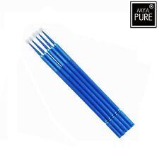 100pcs Ultra Fine Disposable Micro Brushes Makeup Eyelash Extension Applicator