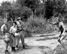 Robert Douglas Tarzan the Ape Man (1959) [1038987] 8x10 photo or Poster