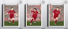 LIVERPOOL FC - Minimalist Football Poster Minimal Posteritty Istanbul 2005 Final