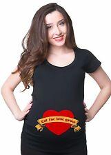 let Love Grow Maternity T shirt Shirt Tee T-shirt for pregnant woman pregnancy