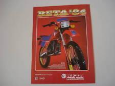 advertising Pubblicità 1984 MOTO BETA 50 RX