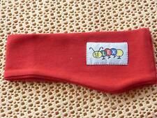 enfants, bandeau, couleur rouge, Etiquette Lexi