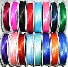meilleure qualité 19mm LARGE FIXATION en biais acétate satin,couleur au choix &