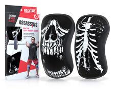 RockTape Assassins® Skull Knee Caps Support 5mm 7mm Weightlifting CrossFit