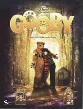 Gooby (DVD, 2009) Brand New Robbie Coltrane
