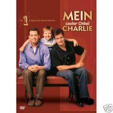 MEIN COOLER ONKEL CHARLIE Season 1 (4DVD) Charlie Sheen