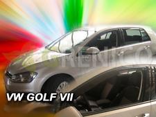 Windabweiser VW GOLF VII / GOLF VII Variant 5-türer 2012-heute 2-tlg HEKO dunkel