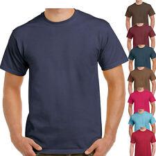 Gildan Herren Cotton T-Shirt T Shirt S M L XL XXL 3XL
