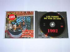 CD / LES TUBES DE VOS 20 ANS / 1992 / SUPER COMPIL / EXCELLENT ETAT