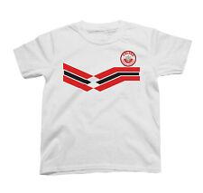 POLSKA POLAND World Cup 2018 KIDS Unisex T-Shirt FOOTBALL New Style Retro