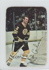 1977-78 O-Pee-Chee Glossy Insert #1 Wayne Cashman Boston Bruins Hockey Card