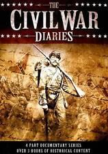 The Civil War Diaries (DVD, 2012)