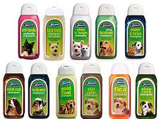 Johnsons chien Shampooing pour Chiot Chaton Best laver puces Déodorant Aloe Vera...