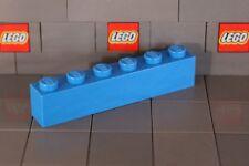 LEGO: Brick 1 x 6 (#3009) Choose Your Color **Ten per Lot**