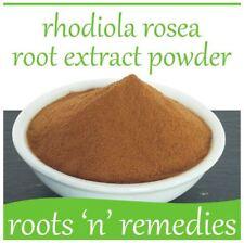 Estratto di radice di Rhodiola Rosea in Polvere-ALTA RESISTENZA & Puro.