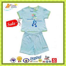 GENUINE AUS LICEN-Care Bears Baby/Toddler Boys Summer 2Pce Set-SALE