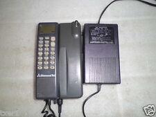 Mitsubishi DiamondTel Mesa95 Cellular Mobile Telephone bundled FZ-811A charger