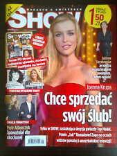 SHOW 23/2011 Polish Magazine front Joanna Krupa in. Carla Bruni, Prince Harry.