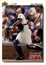 1992 Upper Deck Baseball Base Singles #351-460 (Pick Your Cards)