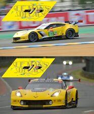 Calcas Chevrolet Corvette C7R Le Mans 2018 1:32 1:24 1:43 1:18 C7 R slot decals