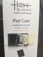 Filofax Flex Ipad Custodia Folio A5 plain notebook Poggiatesta