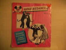 Walt Disney's Mickey Mouse Club MOUSEKEDANCES 45RPM 1975