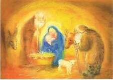 Postkarte, Karte Weihnachten, (Maria, Josef, Jesus,Hirten, Könige) div. Motive