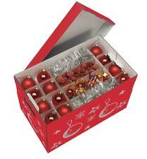 Aufbewahrungsbox für Christbaumschmuck Weihnachtskugeln Christbaumkugeln 2 Farbe